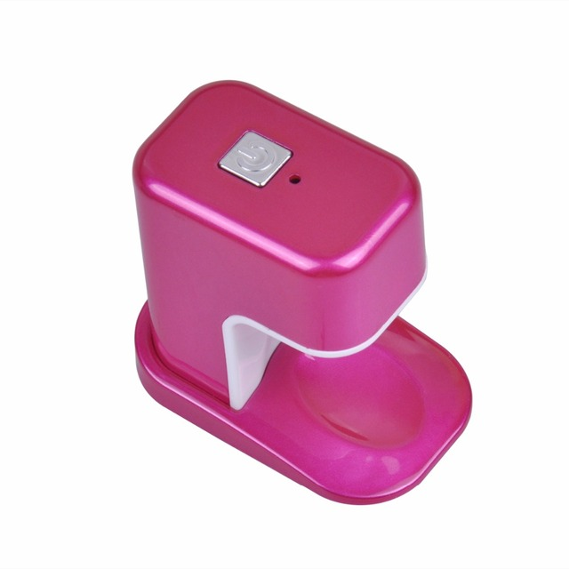 Nouveau 3 W Mini LED UV lampe sèche ongles professionnel USB charge activer main peau Nail Art sèche lumière manucure Machine