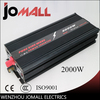 2000W WATT DC 12V To AC 220V Pure Sine Wave Portable Car Power Inverter Adapater Charger