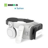 Hot New BOBOVR Z5 Virtual Reality Glasses International Version VR HIFI Headset Support Google Daydream For