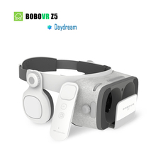 Hot New! BOBOVR Z5 Versión Gafas de Realidad Virtual Internacional VR HIFI Auricular Apoyo Google Sueño de los Axones 7 Compañero 9