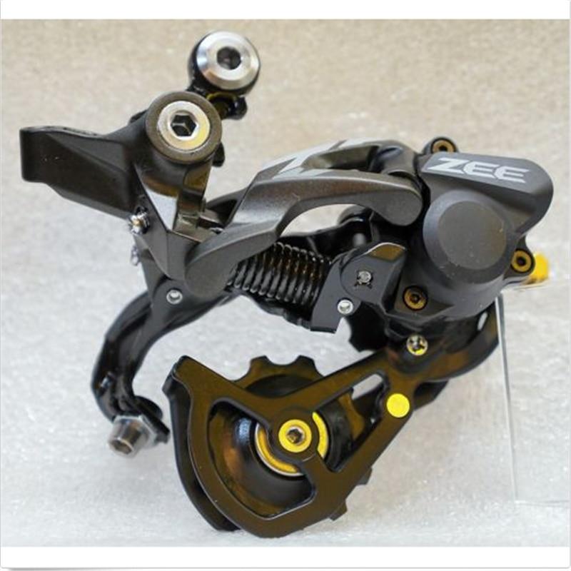 Original Box-packed Shimano ZEE RD-M640 bike bicycle Rear Derailleur 10 speed товар shimano zee m645 efcm645ea6x