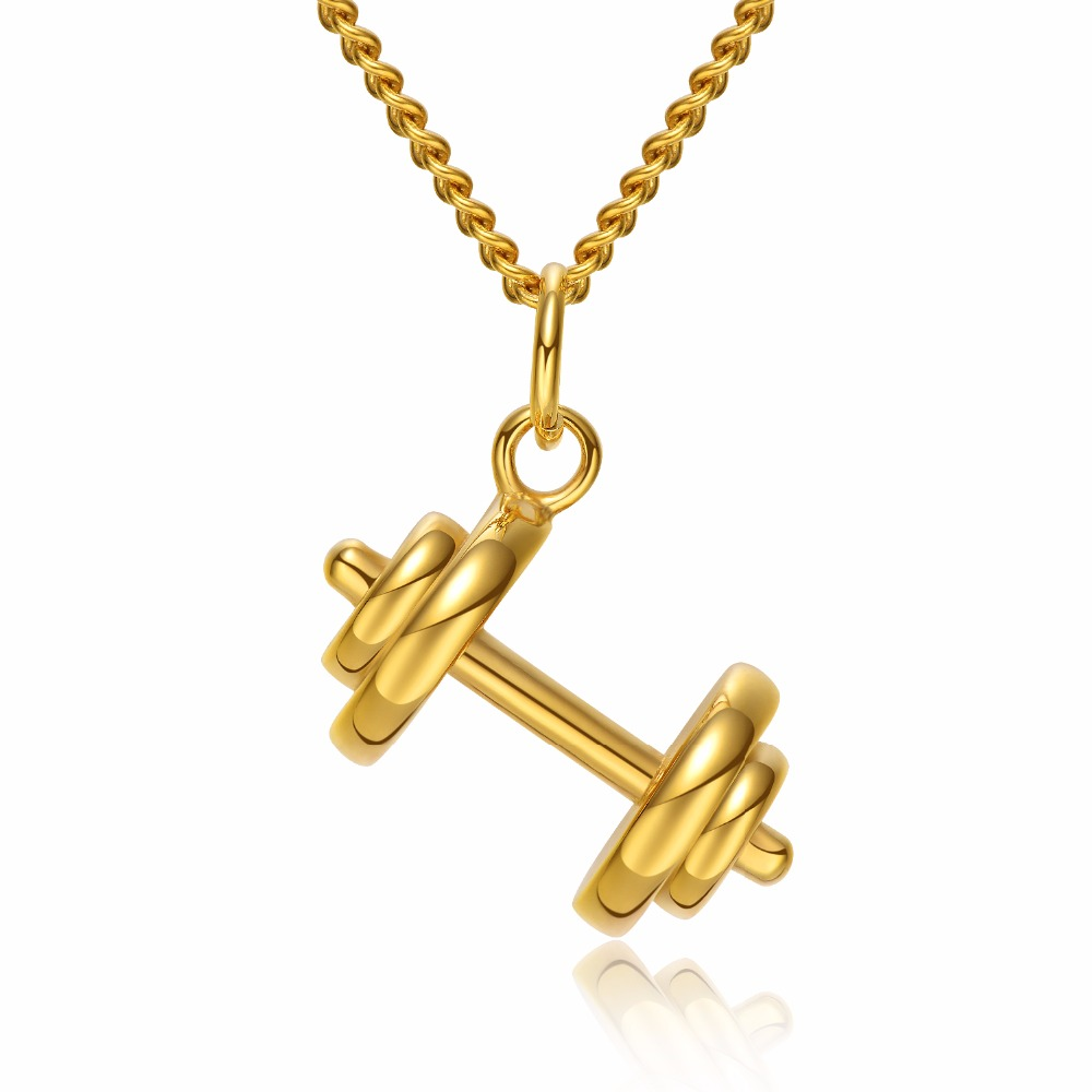 Gagaffel engraved fitness dumbbell necklace laser custom pendant gagaffel engraved fitness dumbbell necklace laser custom pendant bodybuilding men jewelry stainless steel pendants necklaces in pendant necklaces from aloadofball Gallery
