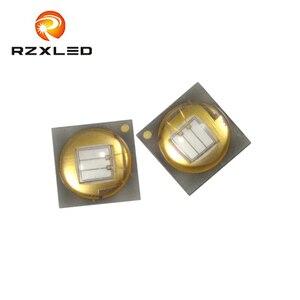 10 шт./лот LED 3 Вт 3,5 В UVA 395NM 400NM 405NM 420NM 425NM 3535 упаковка Ультрафиолетовый для ловли насекомых