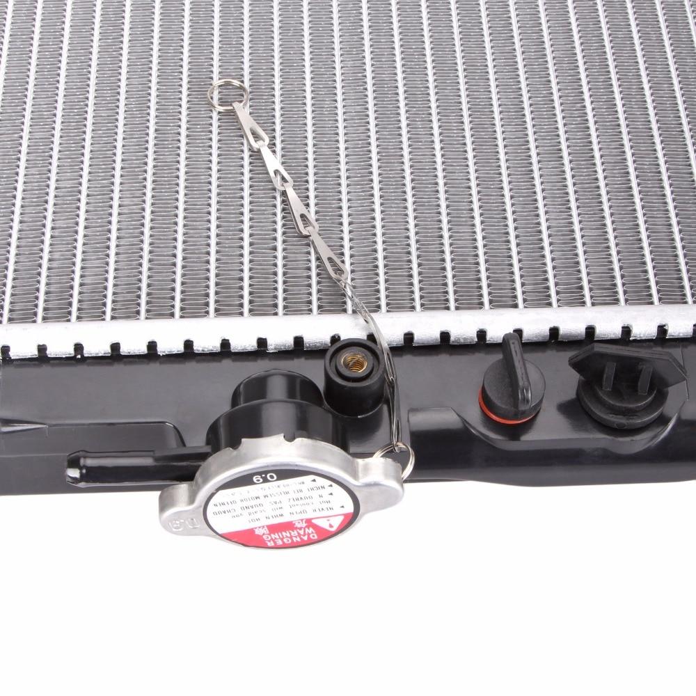 Radiator For 2003-2004 Honda Accord 2.4L 4 Cylinder Auto//Manual Trans