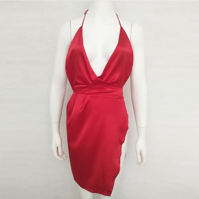 HTB1zMlJXlUSMeJjSszcq6znwVXaA - Women Sexy Backless Split Dress JKP086