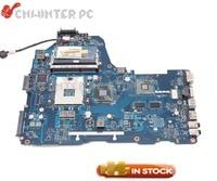 NOKOTION LA 7201P REV 1.0 K000124380 For Toshiba Satellite C660 Laptop Motherboard HM65 DDR3 Video card