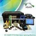 Original Ruiyan RY-F600P FTTH fibra óptica de empalme máquina encoladora de la fusión