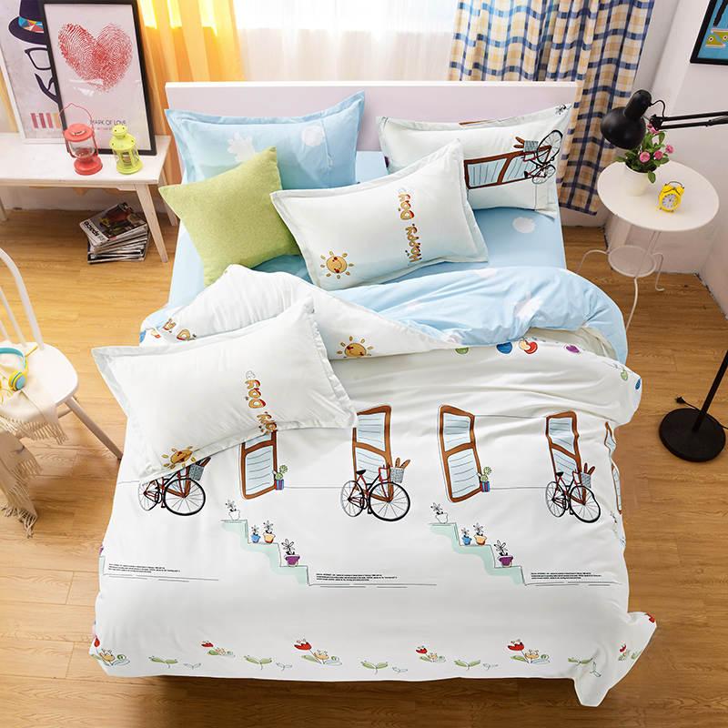 vivid cibyble paisaje juego de cama colchas consolador individual twin completa reina rey tamao de los nios de los babys de la