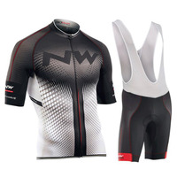 SPTGRVO LairschDan New Style NW Cycling Jersey Short Men Bike Set MTB Cycling Clothing Ropa Ciclismo Hombre Verano Bike Outfit