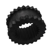 1613688500 Rubber Gear Elastomer Tooth Flex Coupling Element Kit for Atlas Copco Screw Air Compressor Part GA30 GA37 GA55