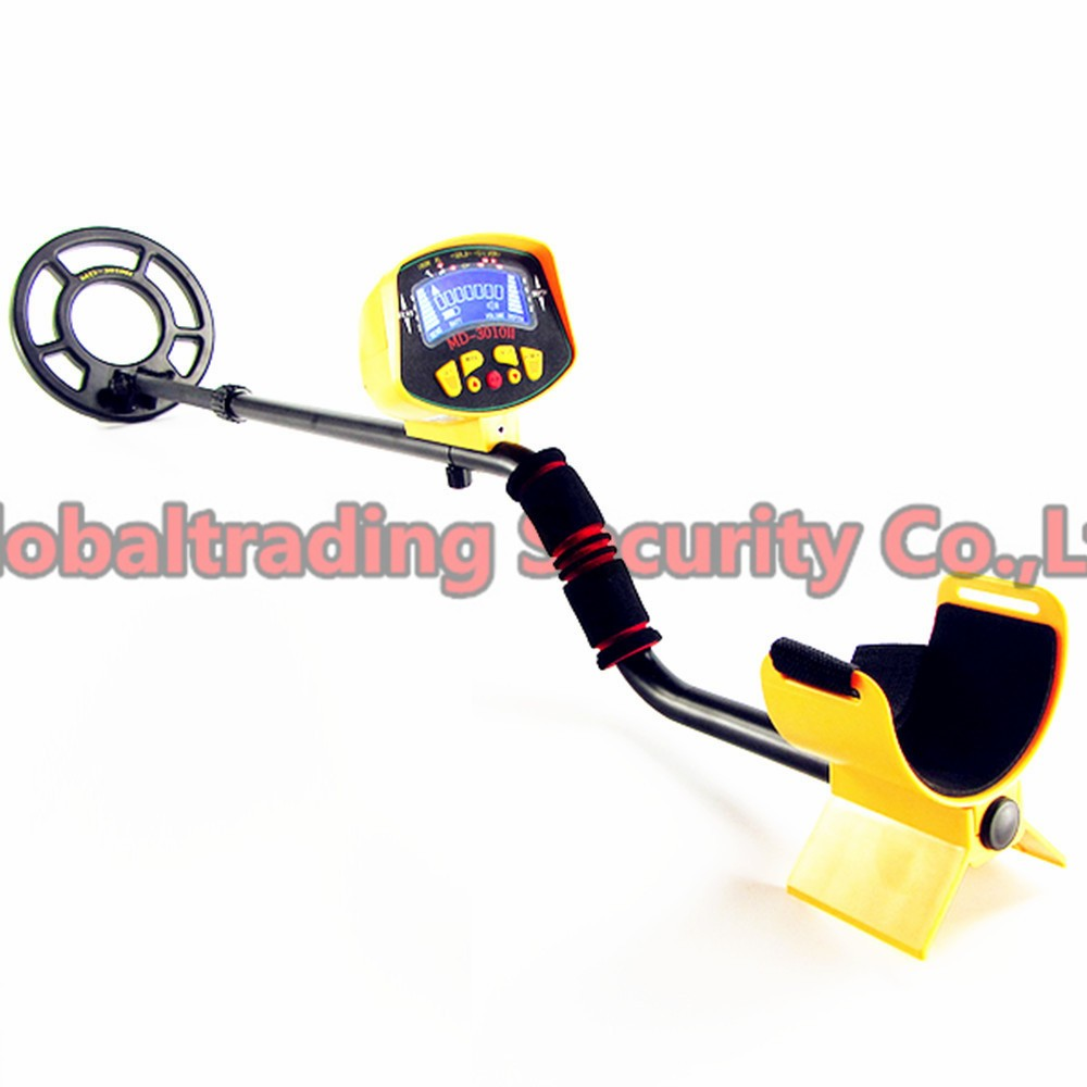 MD3010II Metal Detector Underground with LCD Display Gold Metal Detector Treasure Hunter Free Shipping купить