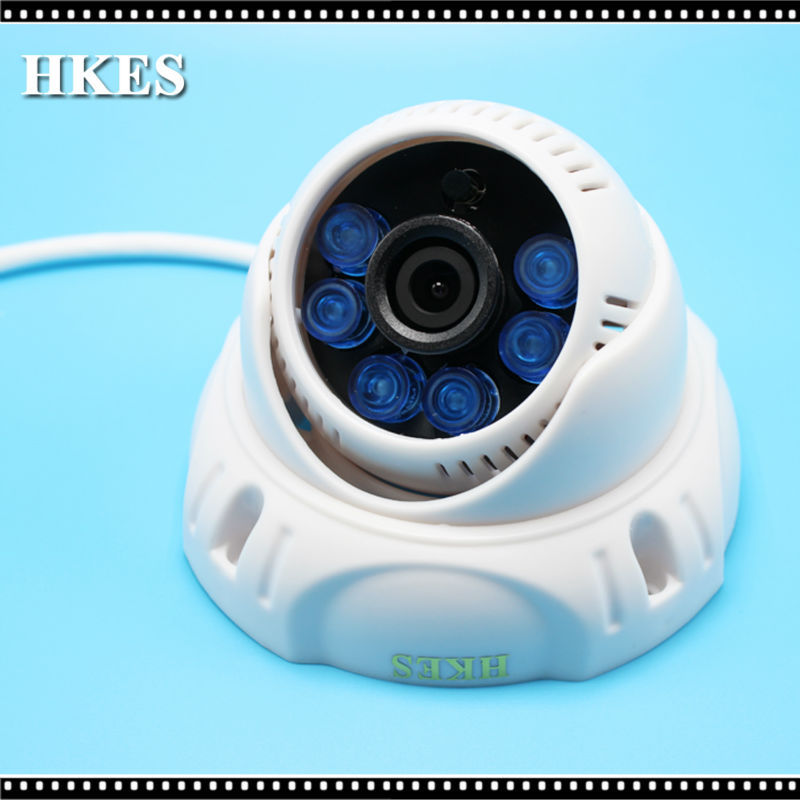 HD 1080P 720P Professional AHD HD CCTV Indoor Surveillance Security IR Dome Camera