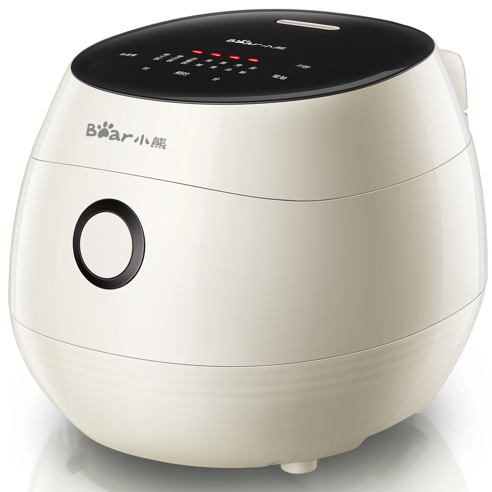Bear Electric Cooker 3 Liters Mini Home Multifunctional Intelligent Appointment with Rice Cooker Cooking DFB-B30P1 electric digital multicooker cute rice cooker multicookings traveler lovely cooking tools steam mini rice cooker
