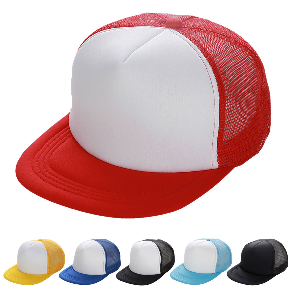 Adjustable Back snap outdoor sport cap hiking mountain climb hat caps unisex Breathable mesh caps for camping supply