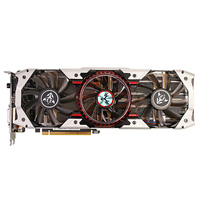 Original Colorful IGame GeForce GTX 1070 Ti 8GD5 Top Graphics Card 256bit GDDR5 Support 7680 4320