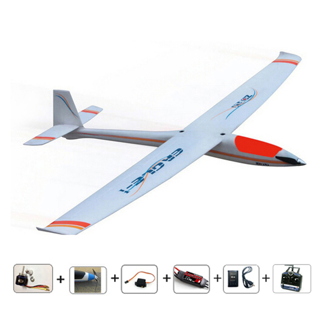 free shipping rc 383 glider radios control airplanes brushless