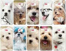 Собака Сотовый Телефон Чехол Для Samsung Galaxy Core G360 i9082 S2 S3 S4 S5 мини S6 S7 Край E5 E7 Примечание 2 3 4 5 C5 J5 J7 Премьер случае