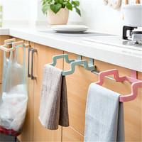 Small   Kitchen   Cabinets Racks Towel   Storage   Holder Trash Bag Holders   Kitchen   Organizers