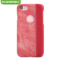 Fashion Jeans Hard Phone Cases For IPhone 5s 6s 7 Plus SE Shockproof PC Protective Back