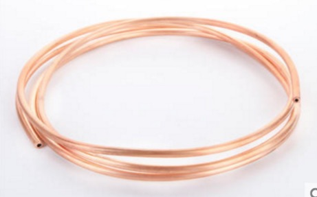 2Meters/lot Outer Diameter:3mm Wall Thickness:0.5mm Flexible Copper Tube Air Conditioner Copper Tube Pipe 10x1mm soft coil copper tube pipe air conditioner refrigeration systems