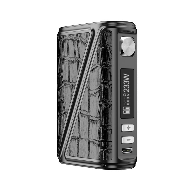 Rofvape Warlock Z-Box 233W Mod TC Box Vaper Electronic Cigarette Temperature Control Vape Pen 510 Vaporizer Dual 18650 Battery цены онлайн