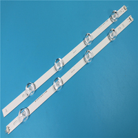 "lg ד ר ת תאורת LED אחורית רצועה עבור LG 40"" טלוויזיה 40LF630V SVL400 HC400DUN-VCKN1-211X VCKN5-214X 40LH5300 INNOTEK ד.ר.ת 4.0 3.0 40 6916L-0885A (3)"