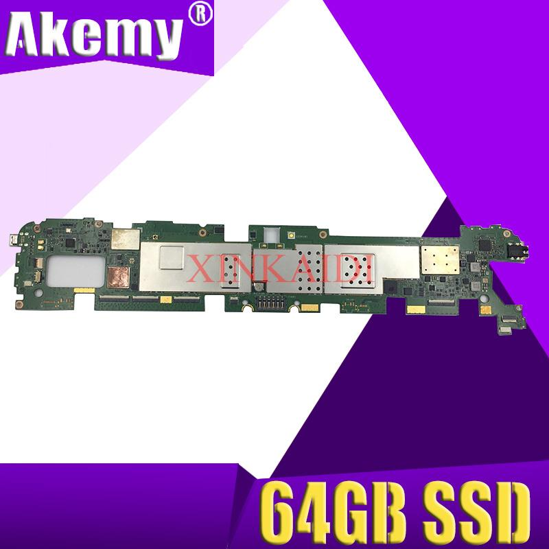 For Asus TF810C TF810 TF81 motherboard TF810C Mainboard Logic board System Board With 64GB SSDFor Asus TF810C TF810 TF81 motherboard TF810C Mainboard Logic board System Board With 64GB SSD