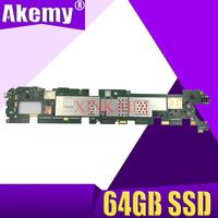 For Asus TF810C TF810 TF81 motherboard TF810C Mainboard Logic board System Board With 64GB SSD
