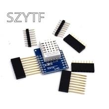 DHT Pro Щит для «Вемос» D1 мини DHT22 Одного КАНАЛЬНЫЙ цифровой датчик температуры и влажности модуль датчика