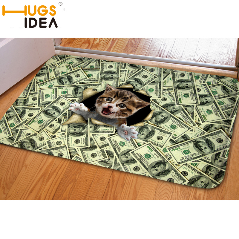 Money Rug Home Decor