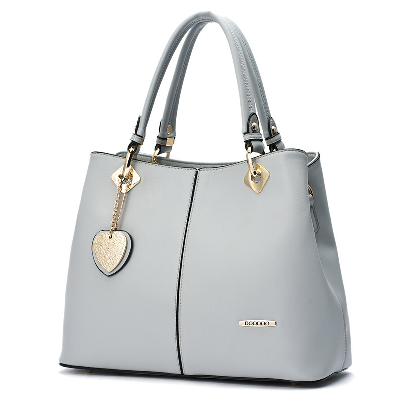 DOODOO Lady Real Leather Handtassen Vintage luxe handtassen vrouwen - Handtassen - Foto 4