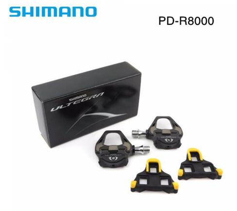 SHIMANO ULTEGRA PD R8000 R7000 Road Bike Carbon SPD SL Pedals