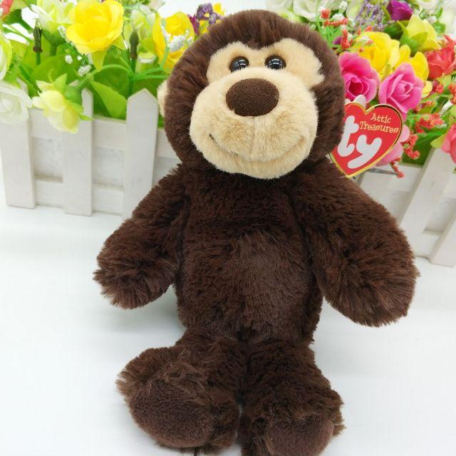 Mookie Monkey Original Attic Treasures Ty Plush Toys Stuffed Animals KIDS TOYS  VALENTINE GIFT Children Toy