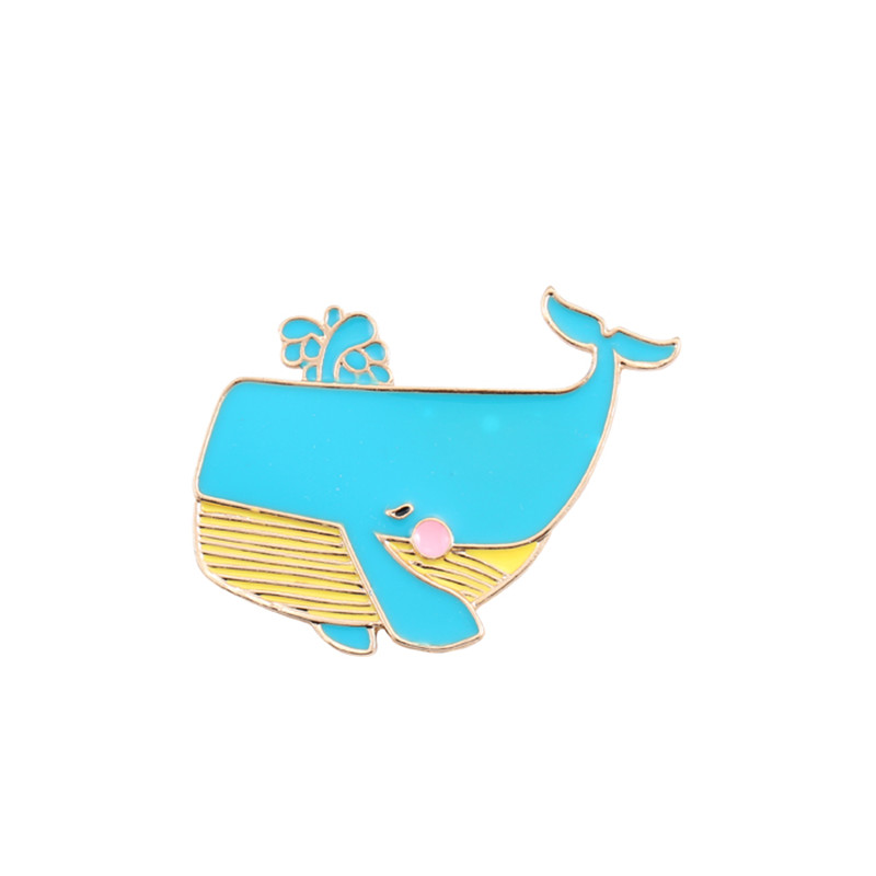 2017 free shipping fashion ladies new jewelry enamel imitation golf lady temperament wild brooch suit girl too gift party jewelr