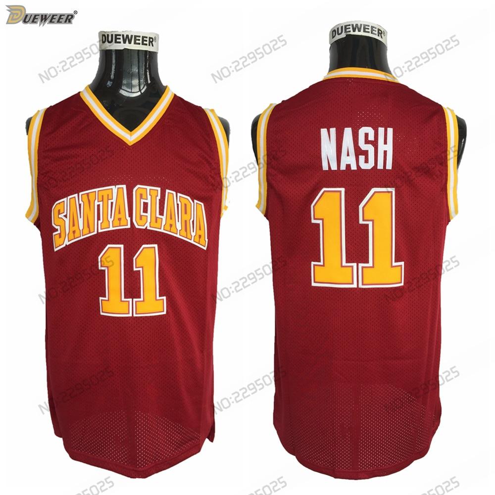 0d921fa13 Buy steve nash jersey santa clara and get free shipping on AliExpress.com