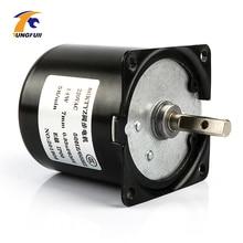 220V AC 14W mikro DİŞLİ MOTOR 60KTYZ 50Hz kalıcı mıknatıslı senkron DİŞLİ MOTOR düşük hız 2.5 5 10 15 20 30 50 60 80 110 rpm