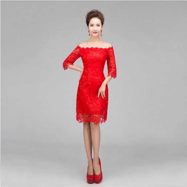 Semi formal red dress online shopping-the world largest semi ...