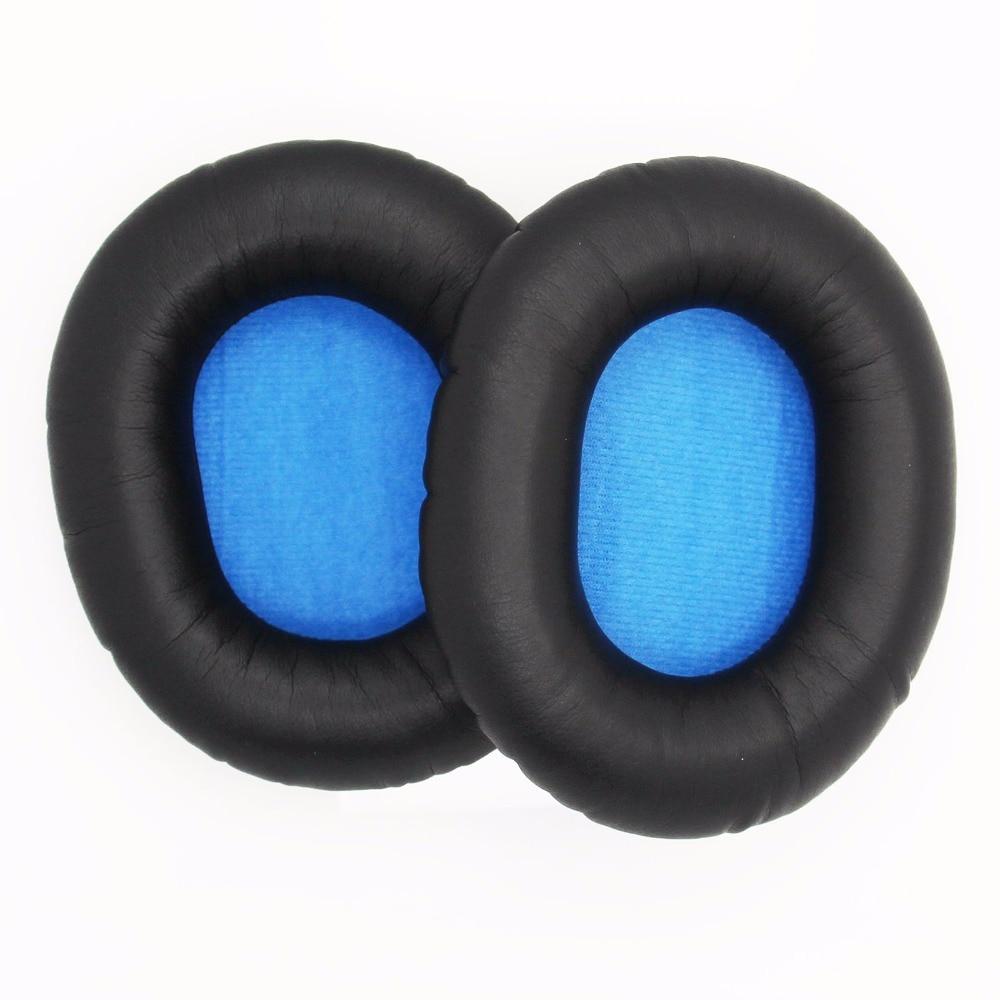 Replacement soft Sponge foam Earmuff Cup Cushion Ear Pads Earpads for Sennheiser HD8 HD 8 DJ HD6 MIX HD 6 Headphone
