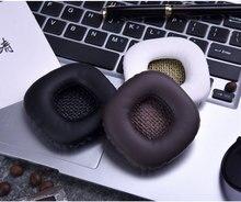החלפת אוזניות Lossless אוזן כרית תיקון אוזן כריות עבור מרשל סרן השני Bluetooth על אוזן אוזניות רך קצף אוזן רפידות