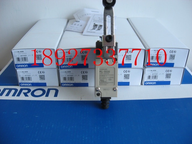 [ZOB] Supply of new original omron Omron limit switch HL-5030  --5PCS/LOT [zob] supply of new original omron omron waterproof limit switch d4e 1d20n