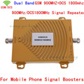 Dual Band GSM/DCS 900/1800 MHz 3G 4G Cell Phone Signal Booster Repeater, GSM/DCS Mobile Phone Signal Booster/Repetidor/amplificador