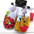 1 par al por menor dulce modelo rosado frist walker para bebés zapatos del niño de dibujos animados con precio tamaño de la etiqueta 2,3,