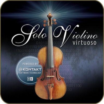 4SCORING Solo Violin Virtuoso v 2 0 0 2 KONTAKT/-in Guitar