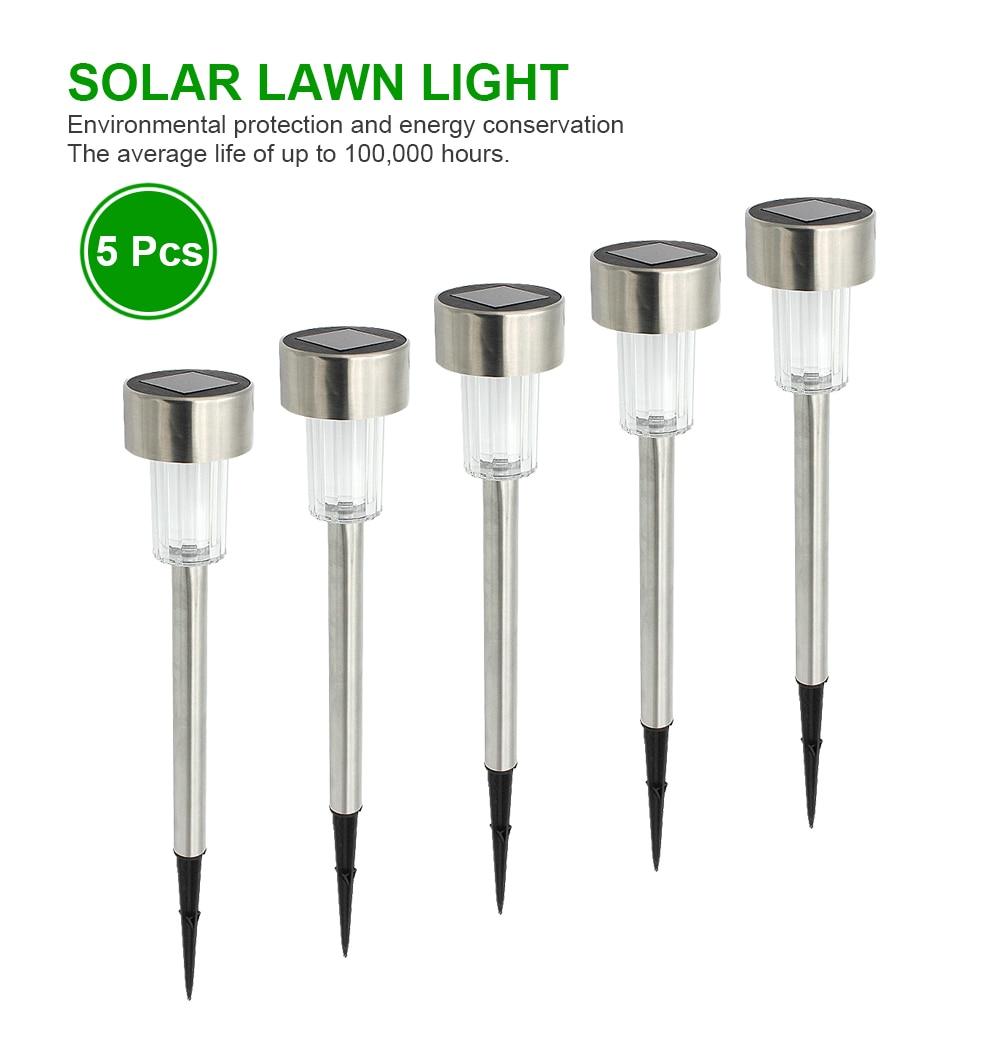 light outdoor solar