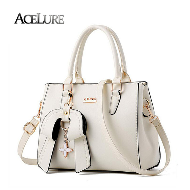 Women All-Match Handbags Fashion White Blue Shoulder Bags For Ladies Sac A Mian Female Attractive Messenger Bags Tote Bags