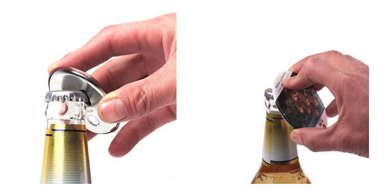 customized logo cheap beer bottle opener fridge magnet strong magnetic bottle opener print free shipping - Magnetic Bottle Opener