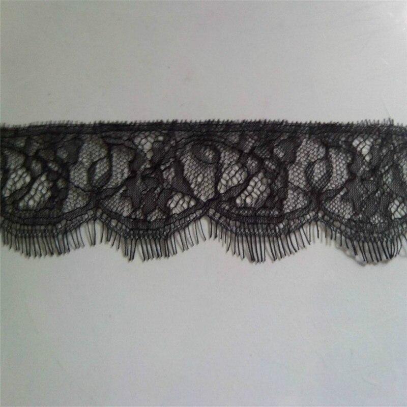 3 ярда/партия, кружевная ткань для ресниц, 5 см
