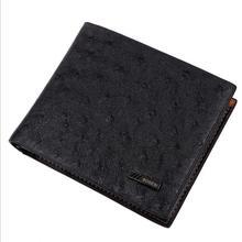 Business Männer Geldbörsen und hand Brieftasche carteira Mode PU Geldbörsen 385-4