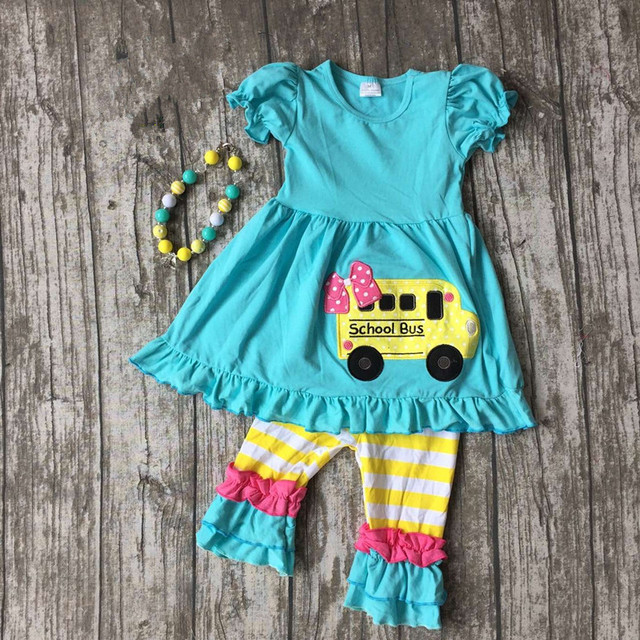 kids clothes girls boutique clothing girls back to school outfits girls  summer school bus outfits boutique c6310f5051
