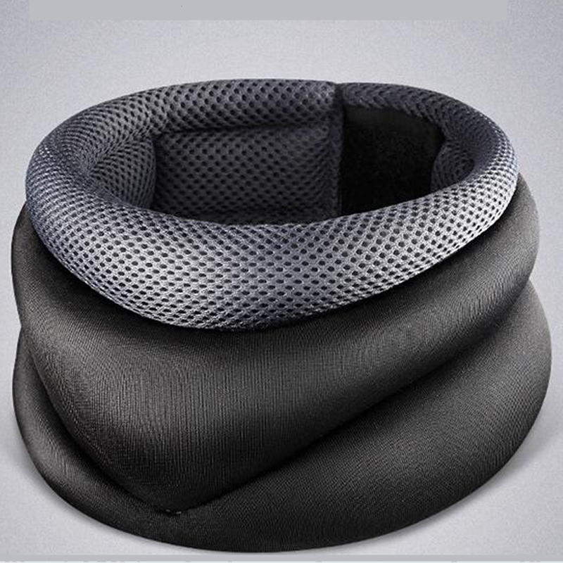 Healthcare products cervical traction orthopedic neck support brace  neck collar Polyester 85% Spandex 15% HK-D031Free shipping healthcare products cervical traction orthopedic neck support brace neck collar polyester 85
